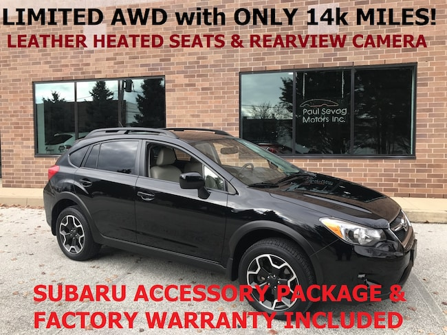2014 Subaru XV Crosstrek 2.0i Limited Leather Heated Seats/Rearview Camera SUV