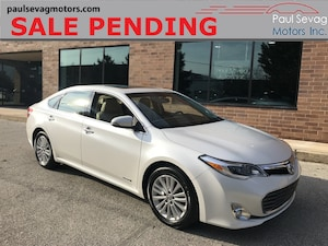 2013 Toyota Avalon Hybrid XLE Touring Navigation/Blind Spot Monitor/Heated Seats/Fully S