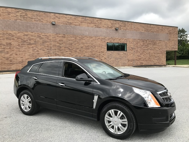 2010 Cadillac SRX AWD Luxury Collection UltraView Roof/Bluetooth/Remote Start SUV