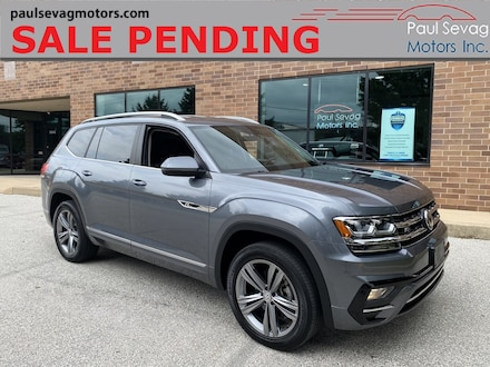 2019 Volkswagen Atlas 3.6 SE R-Line w/Technology 4MOTION with 6 Year/72,000 Mile People First Warranty