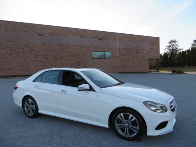2015 Mercedes-Benz E250 BlueTEC 4MATIC Sport Pkg/Lane Tracking Pkg Sedan