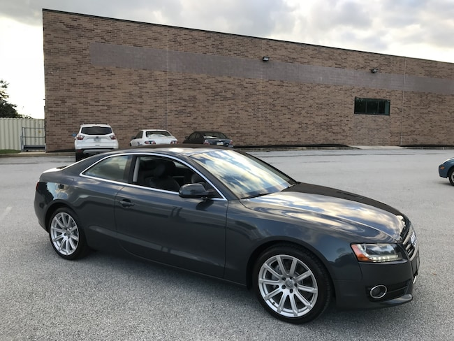 2011 Audi A5 2.0T Premium Quattro Coupe with 6-Speed Manual Coupe