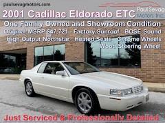 2001 Cadillac Eldorado ETC One Family Owned Cadillac in Showroom Condition