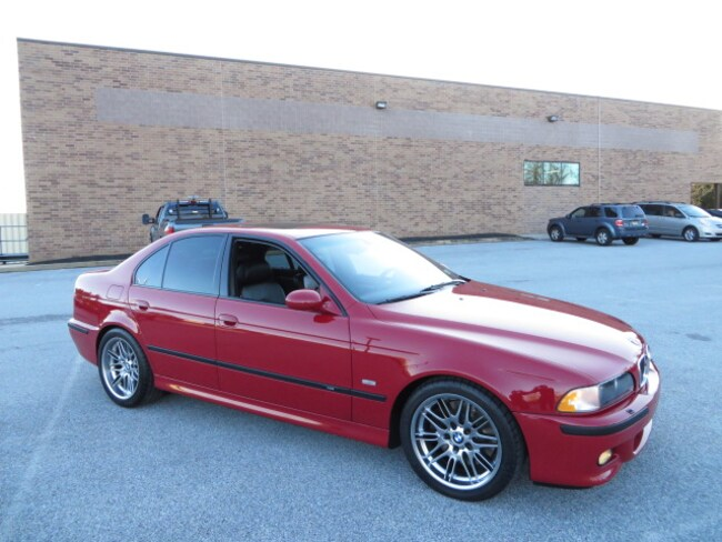 2000 BMW M5 One Family Owned - Service Records Sedan