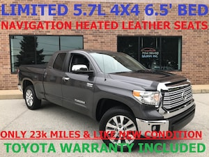 2014 Toyota Tundra Limited Double Cab 4x4 6.5' Bed/Navigation/Tow Pkg/Warranty