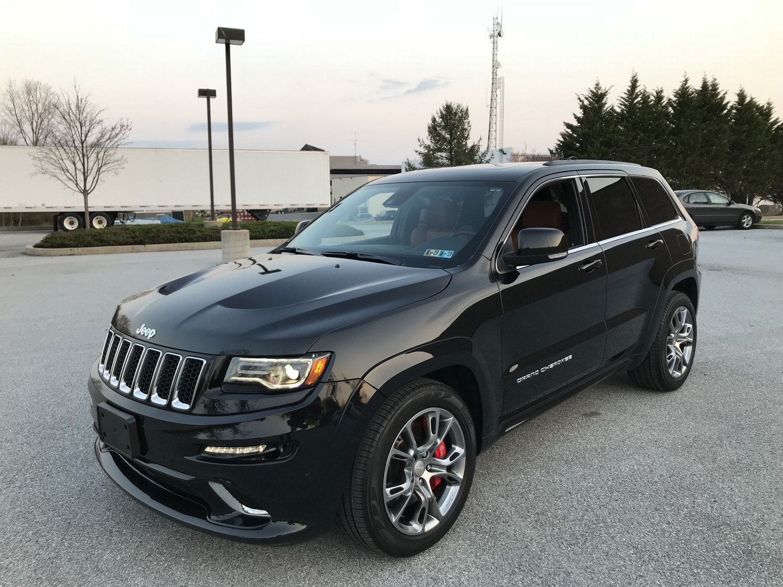 ... 2014 Jeep Grand Cherokee SRT With RIPP SUPERCHARGER 225HP UPGRADE KIT  SUV ...