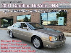 2001 Cadillac Deville DHS One Owner/Low Mileage/Museum Quality