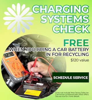 Charging Systems Check