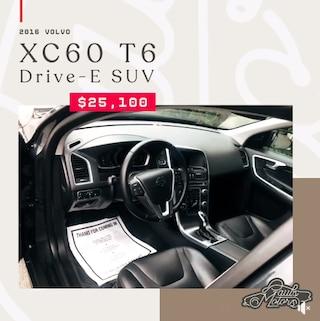XC60 T5 Drive-E Premier SUV