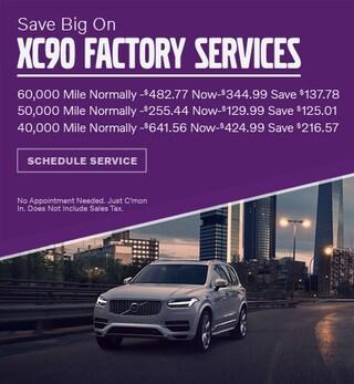 XC90 Factory 9/16/2019