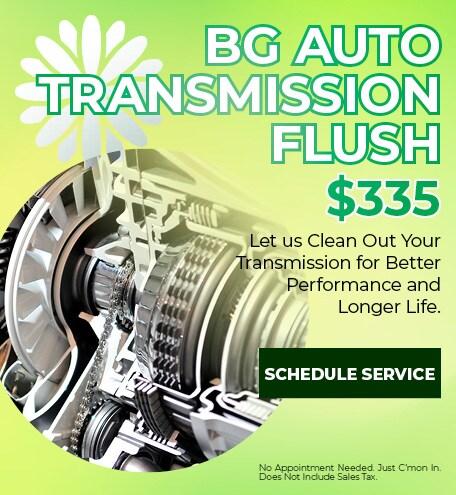 BG Auto Transmission Flush