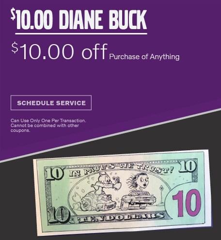 Diane Bucks 9/16/2019