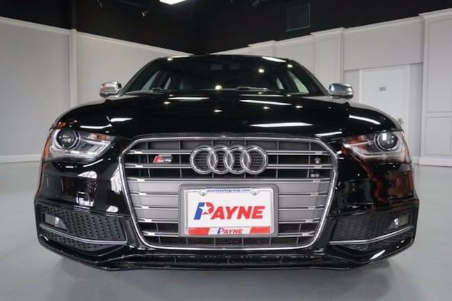 Used 2015 Audi S4 For Sale in Rio Grande City, TX