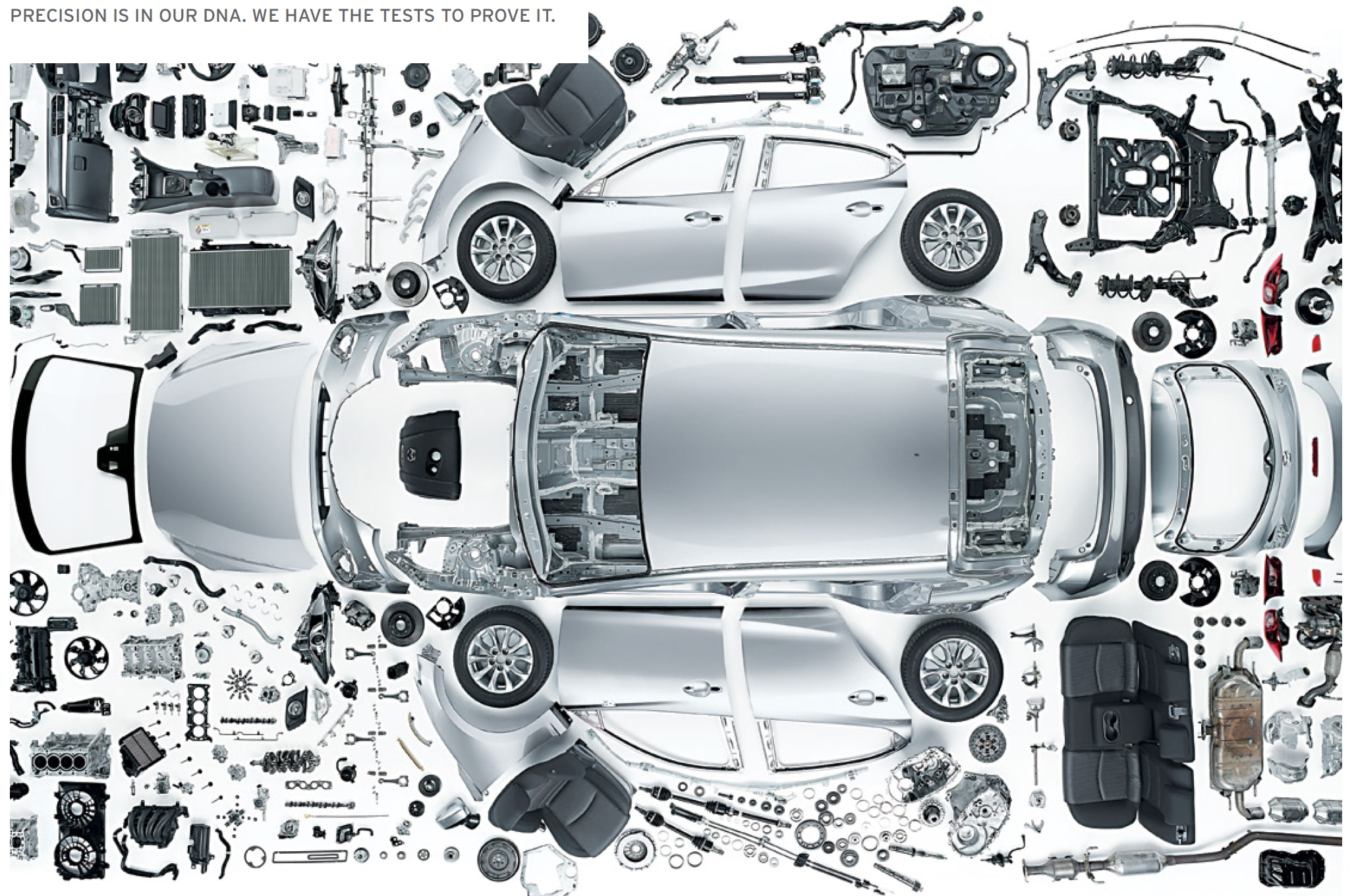 Mazda Certified Pre-Owned Overview Schematic