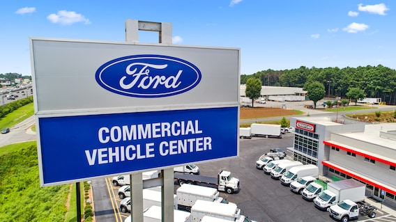 Peach State Truck Center Ford Dealership In Norcross Ga