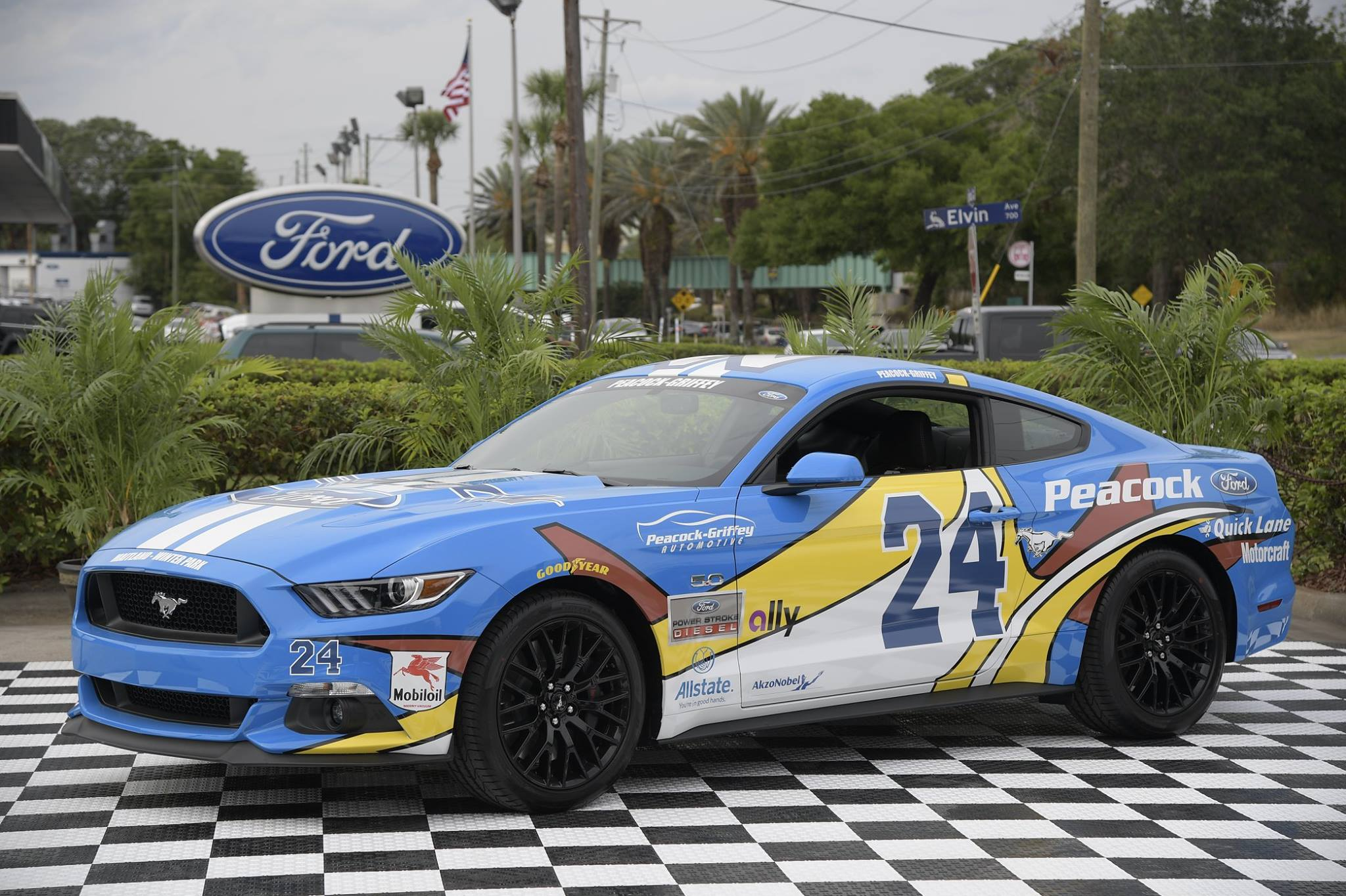 Don Reid Ford >> Peacock Griffey Automotive Acquires Don Reid Ford Announces Multi