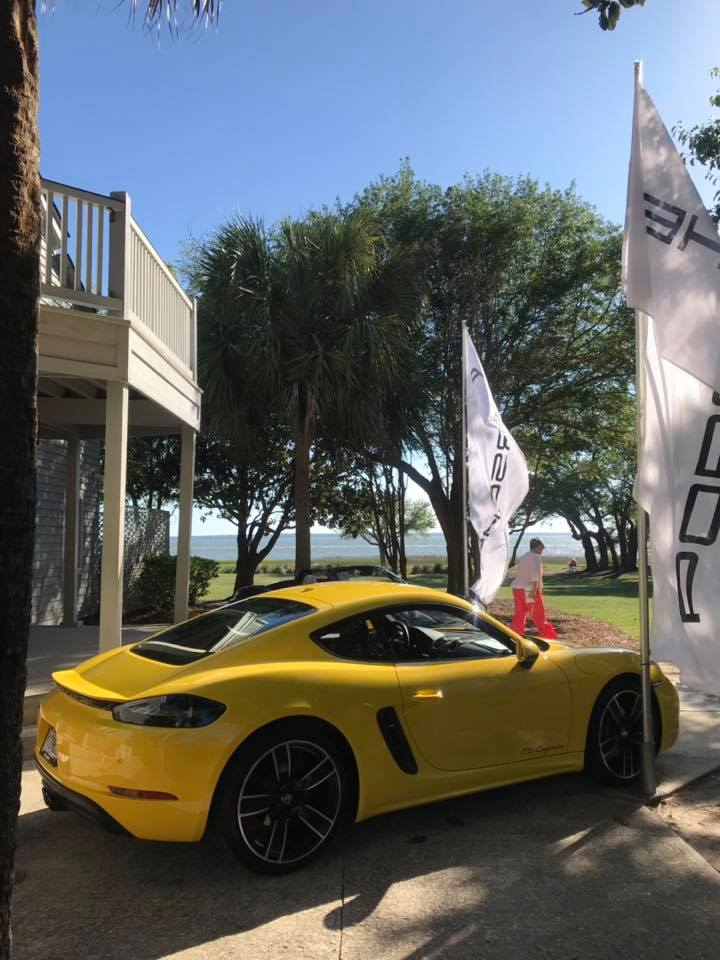 porsche of hilton head celebrates pca s 50th anniversary peacock automotive group peacock automotive