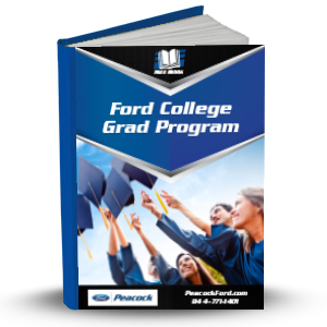 Ford College Grad Program