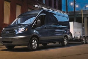 2018 Ford Transit Style