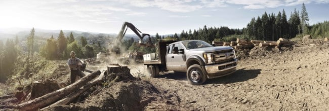 2019 Ford F-250 Capabilities