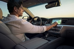 2018 Genesis G80 Safety Technology