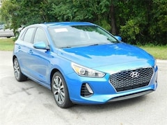 new 2018 Hyundai Elantra GT Base Hatchback for sale in Savannah