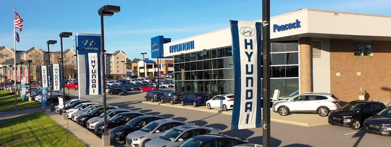 Hyundai Dealership Near Me >> Hyundai Dealer Near Me Peacock Hyundai Columbia
