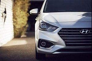 2018 Hyundai Accent Inventory