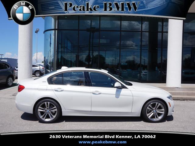 2016 BMW 330e Base Sedan