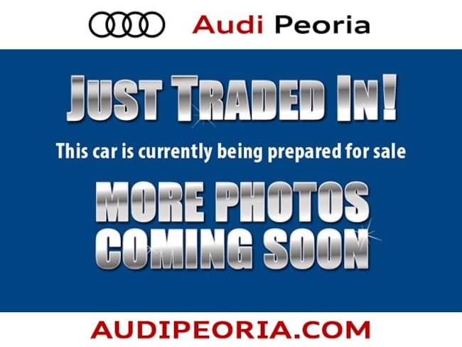 2017 Audi A3 2.0T Premium Sedan