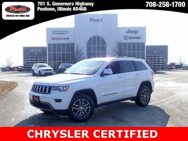 2018 Jeep Grand Cherokee Limited SUV