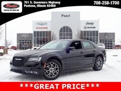 Certified 2015 Chrysler 300 S Sedan in Peotone, IL