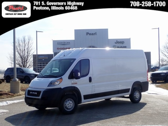 e7828bd65a New 2019 Ram ProMaster 2500 CARGO VAN HIGH ROOF 159 WB in Peotone