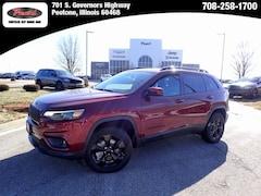 2019 Jeep Cherokee ALTITUDE 4X4 Sport Utility for sale in Peotone, IL