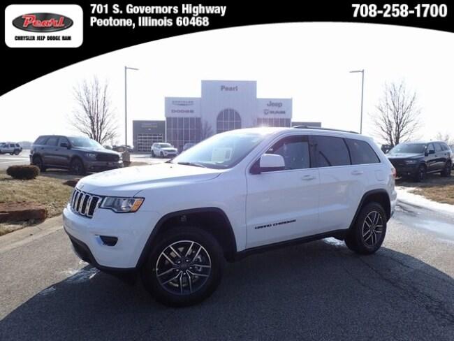 new 2019 jeep grand cherokee laredo e 4x4 in peotone il
