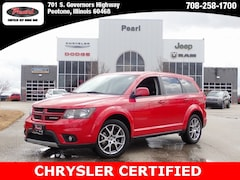 Certified 2018 Dodge Journey GT SUV in Peotone, IL