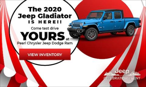 June 2020 Gladiator is Here Offer