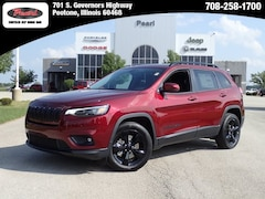 2019 Jeep Cherokee ALTITUDE FWD Sport Utility for sale in Peotone, IL