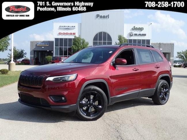 New 2019 Jeep Cherokee ALTITUDE FWD Sport Utility in Peotone, IL