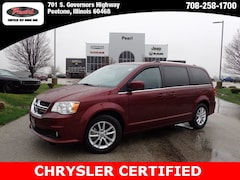 Certified 2019 Dodge Grand Caravan SXT Minivan/Van in Peotone, IL