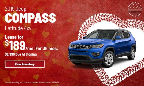 '19 Compass Lease Offer