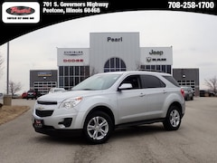 Used 2012 Chevrolet Equinox LT SUV in Peotone, IL