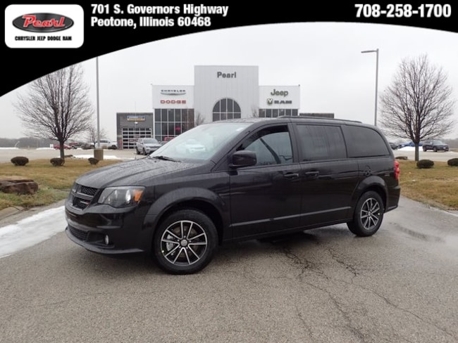 New 2019 Dodge Grand Caravan SE PLUS Passenger Van in Peotone, IL