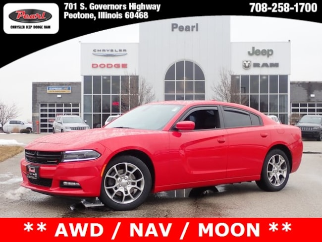 Used 2015 Dodge Charger SXT Sedan in Peotone, IL