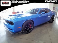 2015 Dodge Challenger SRT Hellcat Coupe for sale in Peotone, IL