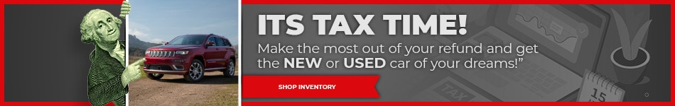Tax Time Campaign