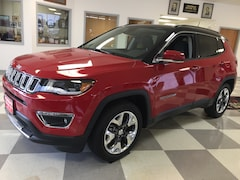 2018 Jeep Compass LIMITED FWD Sport Utility for sale in Alto, TX at Pearman Motor Company