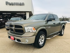 Used 2013 Ram 1500 SLT Truck Crew Cab 1C6RR7LT4DS701105 for sale in Alto, TX at Pearman Motor Company