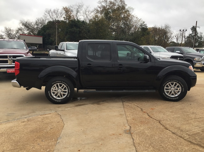 Used 2016 Nissan Frontier Truck Crew Cab for sale in Alto, TX at Pearman Motor Company