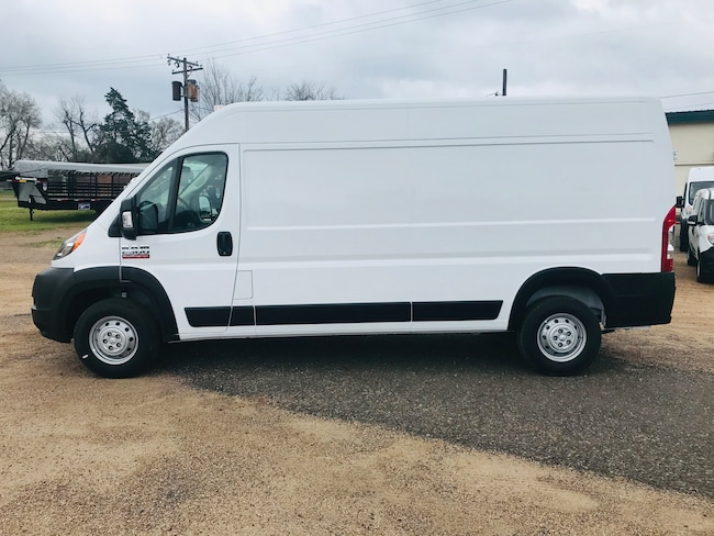 New 2019 Ram ProMaster 2500 CARGO VAN HIGH ROOF 159 WB Cargo Van for sale in Alto, TX at Pearman Motor Company